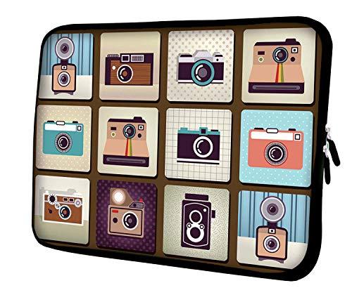 Luxburg® 14,2 Zoll Notebooktasche Laptoptasche Tasche aus Neopren Schutzhülle Sleeve für Laptop/Notebook Computer - Fotokameras