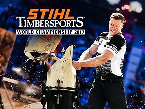 Stihl Timbersports® Team Weltmeisterschaft 2017 Teil1 - Achtelfinale
