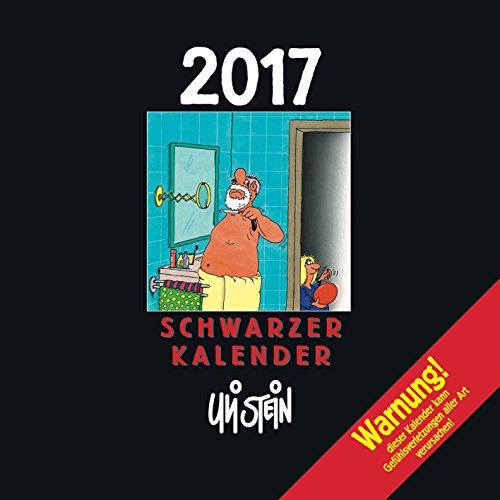 Uli Stein Schwarzer Kalender 2017