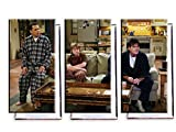 Unified Distribution Two and A Half Men Charlie Sheen -