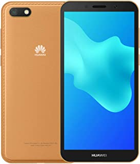 "Huawei Y5 NEO - Smartphone 5.45"" HD, 16GB, 3020mAh Battery, Desbloqueado, Latam version - Café"