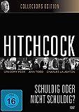 Bilder : Alfred Hitchcock: Schuldig oder nicht Schuldig? (DVD)