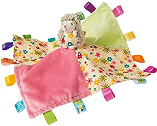 Taggies Petals Hedgehog Character Blanket