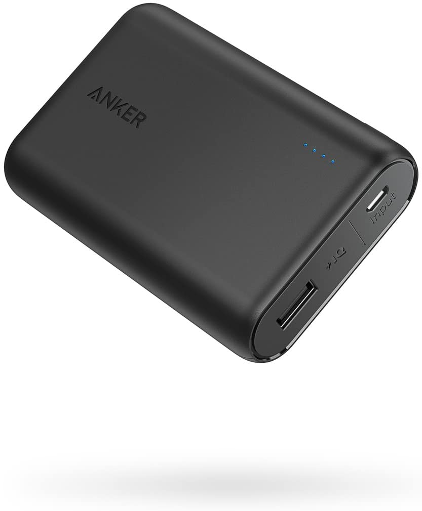 Anker safety PowerCore 5 popular 10000 Portable Charger of One and Smallest The