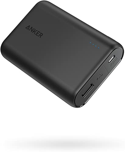 Anker Powercore A1263G12 10000Mah Lithium Ion Power Bank Black