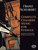 Intégrale de la Musique de Chambre pour cordes - Conducteur