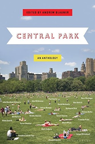 Image of Central Park: An Anthology