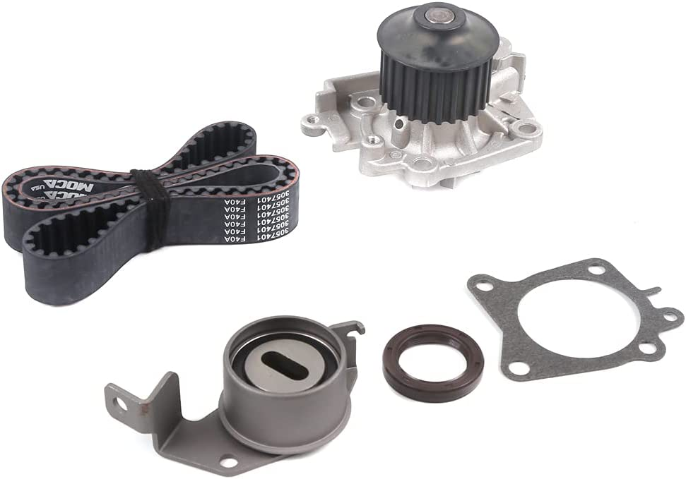 Mplus Engine Timing Belt Kit W Compatible Excellent Pump with 2002-2 Ranking TOP17 Water