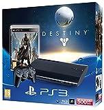 Sony PS3 500GB + DualShock 3 + Destiny
