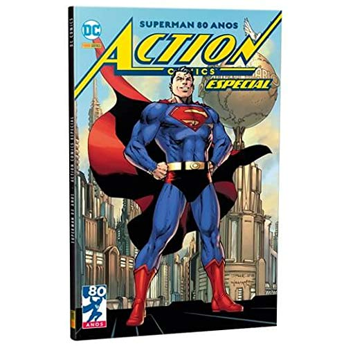 Action Comics Especial - Superman 80 anos