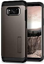Spigen Tough Armor Designed for Samsung Galaxy S8 Case (2017) - Gunmetal