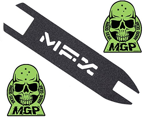 MGP Madd MFX Stunt-Scooter Deck Griptape Cut Out (4.8