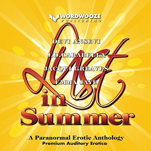 Lust in Summer audiobook cover art