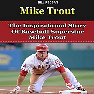 Mike Trout audiobook cover art