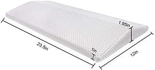 65489748 SYDDP cojín Cojines de Descanso Lumbar de algodón con Memoria de recuperación Lenta Cojines Home Bed (3 Colores Disponibles) (Color : A)