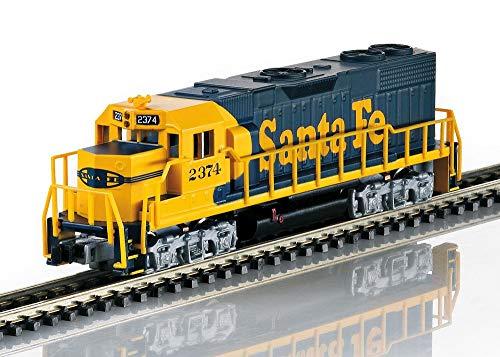 Märklin 88615 Z Diesellok GP 38-2 der Atchison, Topeka und Santa Fe