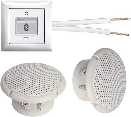 3 m TAE-F Anschlusskabel Abdeckung Reflex SI Alpinwei/ß BUSCH J/ÄGER Komplettset Unterputz TAE Einsatz Telefonanschluss Telefon Anschlussdose 3x6 NFN 0243//04 Rahmen