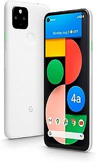 国内SIMフリー Google Pixel 4a (5G) 128GB Clearly White ホワイト スマートフォン本体