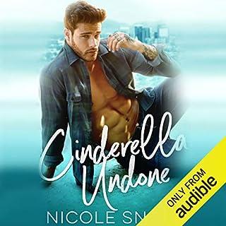 Cinderella Undone audiobook cover art