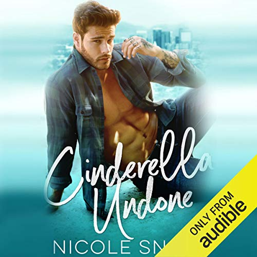 Cinderella Undone audiobook cover art