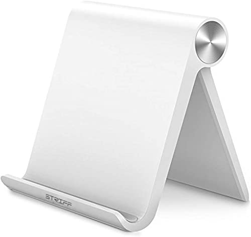 STRIFF Multi Angle Mobile Stand. Phone Holder for iPhone, Android, Samsung, OnePlus, Xiaomi. Portable,Foldable Cell P...