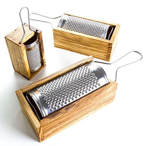 Rallador de madera