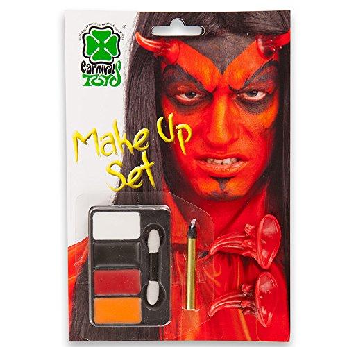 Carnival 07069–Set Maquillaje Diablo