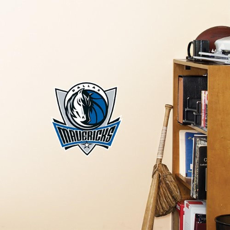 1 X Dallas Mavericks FATHEAD Team Logo NBA Official Vinyl Wall Graphic