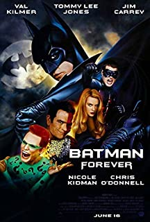 Batman Forever POSTER Movie (27 x 40 Inches - 69cm x 102cm) (1995)