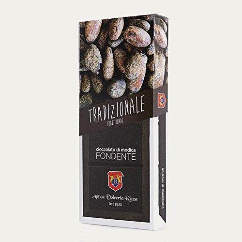 Cioccolato di Modica fondente tradizionale by SicilTop.it