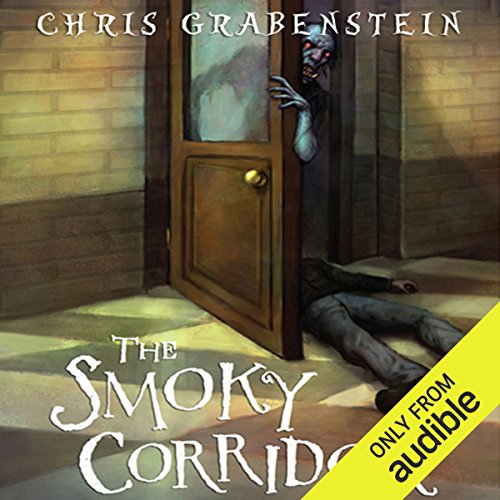 The Smoky Corridor     Haunted Places              By:                                                                                                                                 Chris Grabenstein                               Narrated by:                                                                                                                                 J. J. Myers                      Length: 6 hrs and 20 mins     27 ratings     Overall 4.4