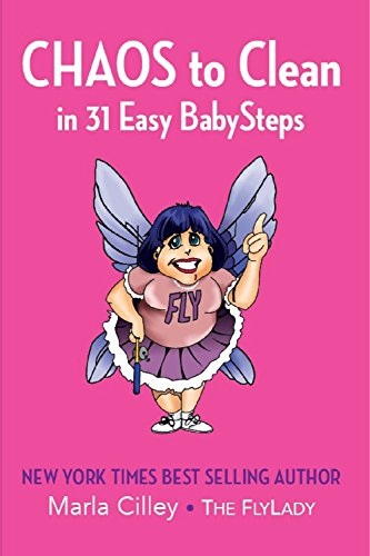 CHAOS to Clean: in 31 Easy BabySteps (English Edition)