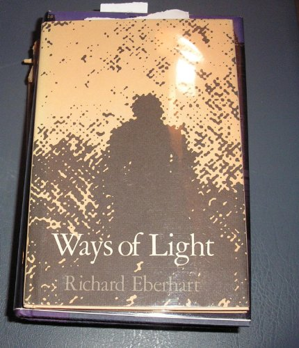 Ways of Light: Poems 1972-80