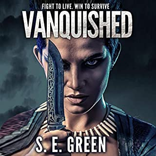 Vanquished cover art