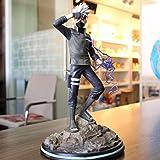 Naruto Hatake Kakashi Statue PVC Figures Sharingan Chidori Naruto Shippuden Anime Action Figure Collectible Model Toy Figurine