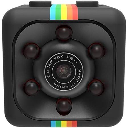 Mini Cámara Sq11 Sqcam Sq13 Sq23 Cámara Oculta Hd Hd Visión Nocturna Mini Cam 1080p Deportes Mini Dv Grabadora De Vídeo De Voz Camera Photo