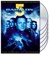 Babylon 5: Complete Second Season [DVD] [Import]