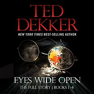Eyes Wide Open audiobook cover art