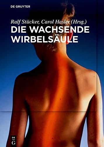 Die wachsende Wirbelsäule (German Edition)