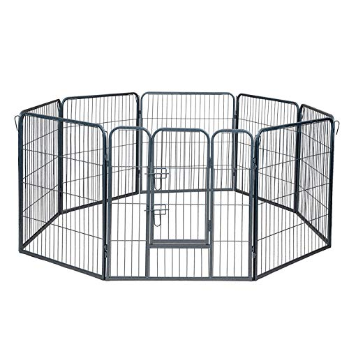 Wire Pen Dog Fence Playpen