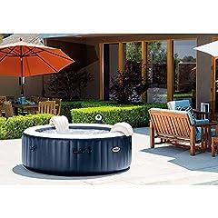 Pure Spa Außen-Whirlpool