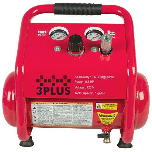 3PLUS HCB0504M02 1 Gallon Air Compressor review