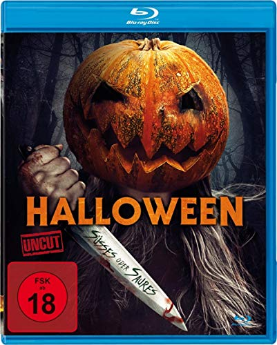 Halloween - Süßes oder Saures (uncut) [Blu-ray]