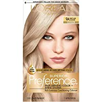 Superior Preference Fade-Defying Color # 9A Light Ash Blonde - Cooler