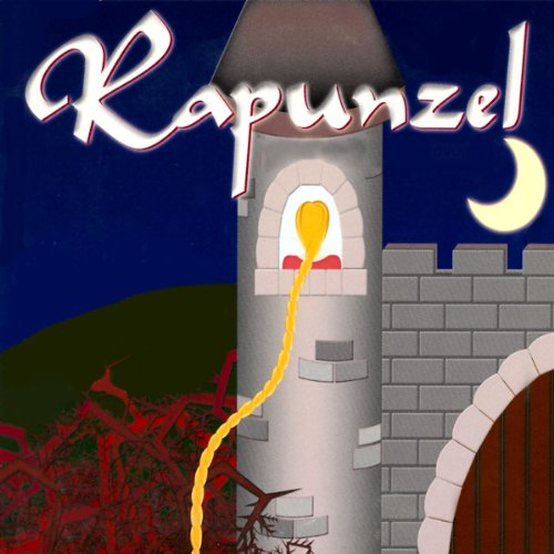 Rapunzel cover art