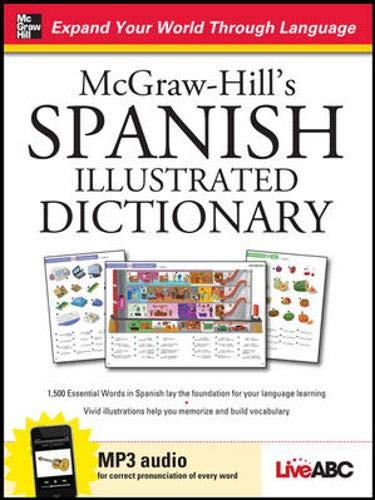 Download McGraw-Hill's Spanish Illustrated Dictionary (McGraw-Hill Dictionary Series) 0071749179