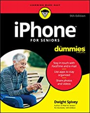 Image of Iphone for Seniors for. Brand catalog list of Wiley.
