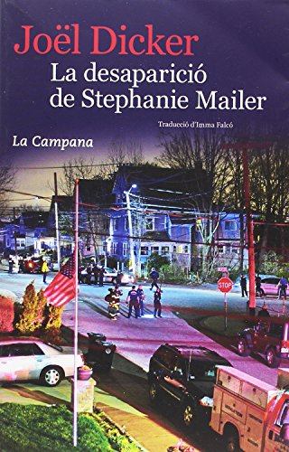 La desaparició de Stephanie Mailer (Narrativa)