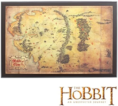 Le Seigneur des Anneaux voiturete de la Terre du Milieu Le Hobbit Collector Repliksword