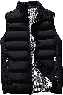 Guiran Men's Lightweight Sleeveless Jacket Gilet Body Warmer